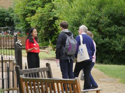 Open Days at St Hilda's College