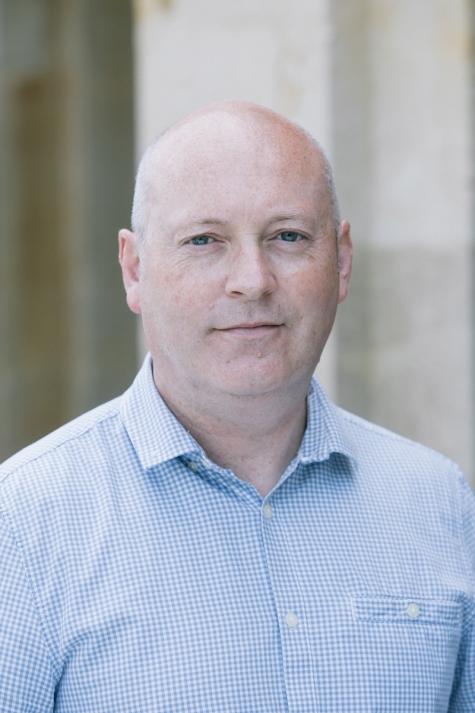 Garry Luke, Catering Manager