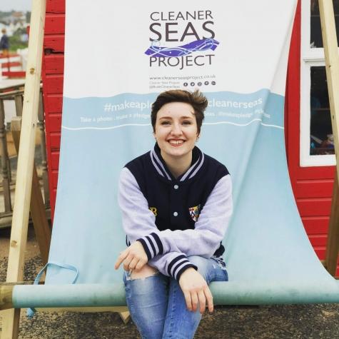 Corinne Tomsett, Schools and Recruitment Programme Officer