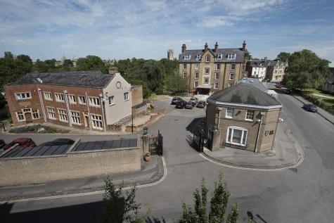 Porter's Lodge, St Hilda's College
