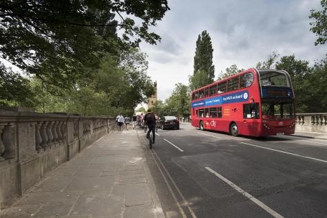 Magdalen Bridge Oxford