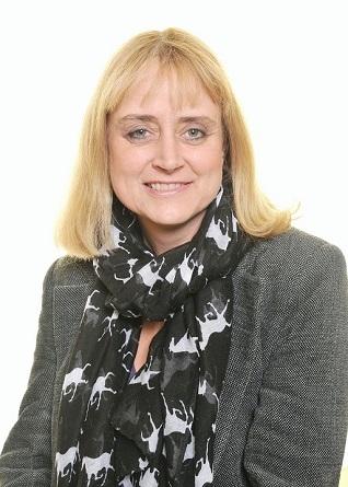 Gerri Kane, Domestic Bursar, St Hilda's College