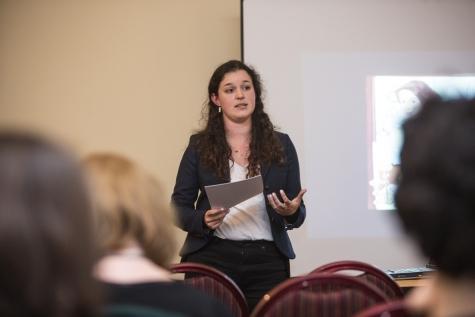MCR Research Symposium presentation Hilary Term 2018