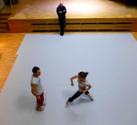 Rawaa, the creation of a ballet, 12-14 November 2017