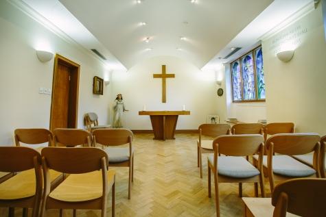 Milham Ford Chapel