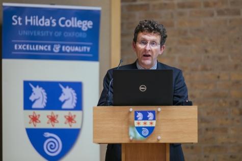 Professor Duncan Richards, Climax Professor of Clinical Therapeutics