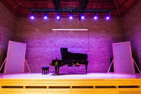Steinway D Piano, Jacqueline du Pre Building