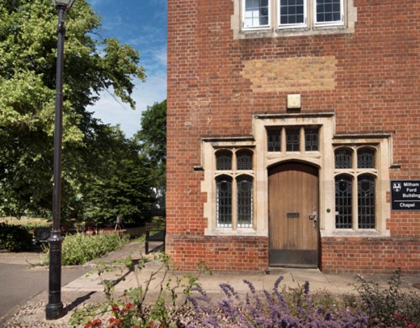 St Hilda's College Chapel, Milham Ford