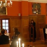 St Hilda's Founder's Day Dinner with guest speaker Gareth Peirce