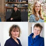 St Hilda's Virtual Literary Festival speakers