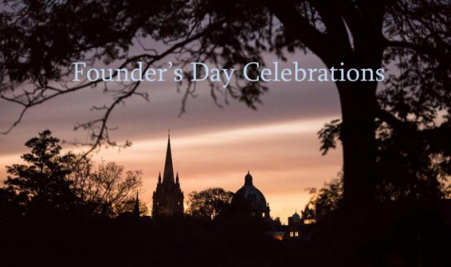 St Hilda's Founder's Day Celebrations