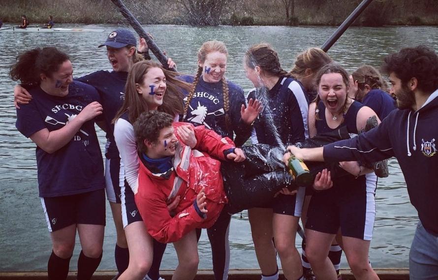 St Hilda's College Boat Club, Torpids 2016