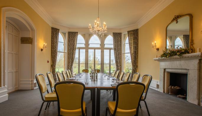Lady Brodie Room, St Hilda's College